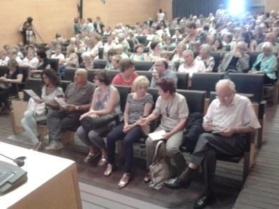 10ena Trobada de Voluntariat en l'àmbit Oncològic