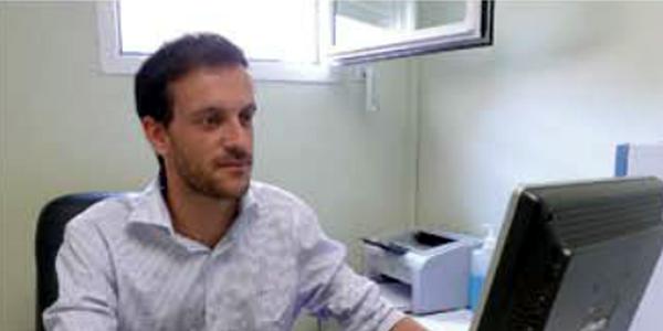 Jordi Sánchez, psicooncòleg