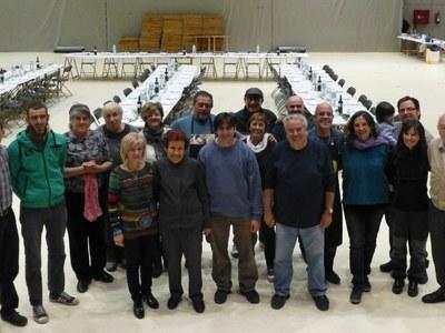 El 2on dinar solidari recull 1050 euros per l'Associació Fènix