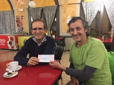 El Centre Excursionista del Solsonès dona 212€ a l'Associació Fènix