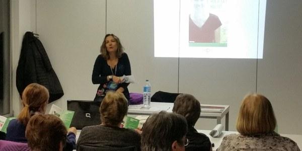 El taller de confecció de menús saludables reuneix 25 persones al casal cívic de Solsona