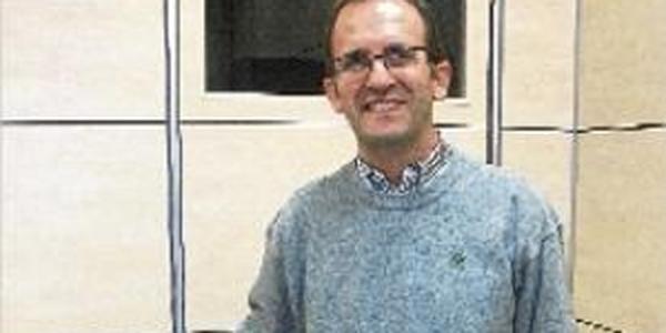 """Entrevista a Jordi Riart: """"Compartir la malaltia ho fa menys feixuc"""""""