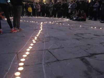 Fènix celebra el Dia Mundial Contra el Càncer i recull 1.100 euros