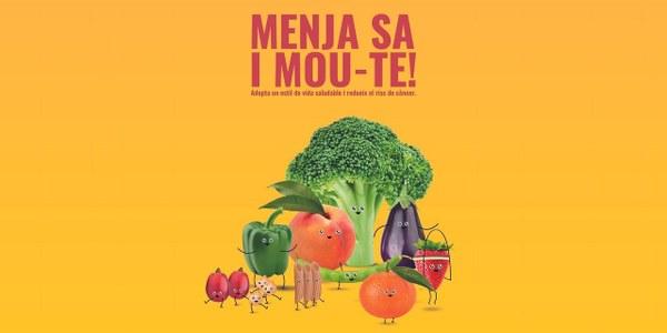 Fenix participa en la campanya «Menja sa i mou-te» per prevenir el càncer en temps de covid