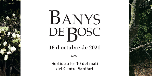 Fènix presenta una nova edició de «Banys de bosc»