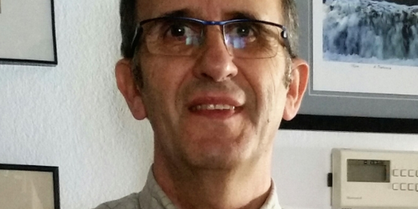 Jordi Riart, president de l'Associació Fènix