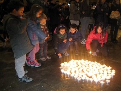 L'Associació Fènix celebra el Dia Mundial Contra el Càncer a Solsona