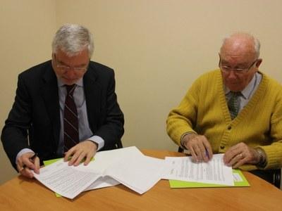 L'Associació Fènix i la Fundació Althaia treballaran conjuntament per millorar la qualitat de vida dels pacients oncològics del Solsonès