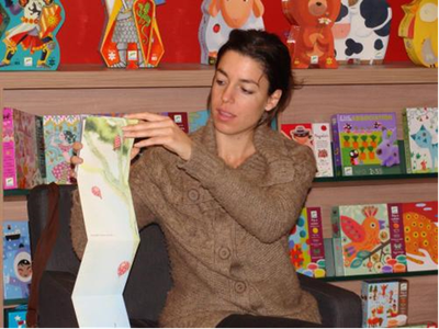 L'Associació Fènix participa a la Fira de Sant Isidre-2014 amb una nova edició de punts de llibre i repartiment de braçalets