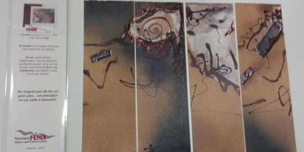 L'artista solsonina Dolors Cases els ha creat per aquest any 2015