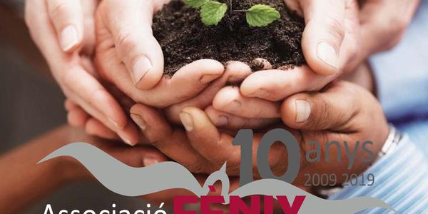 L'Associació Fènix compleix 10 anys de la seva fundació