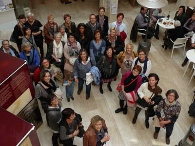 Les associacions catalanes de dones amb càncer de mama decideixen, a Vilafranca, fer front comú davant Salut