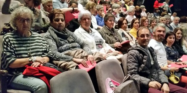 Trobada de voluntariat oncològic a Barcelona