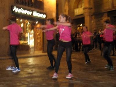 Actuació en la Celebració del Dia Mundial Contra el Càncer 2015